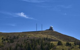Le Grand Ballon, Vogesen